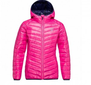 GIRL LIGHT HOOD - ROSSIGNOL - Veste