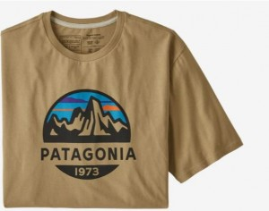 M'S FITZ ROY SCOPE - PATAGONIA - T-SHIRT
