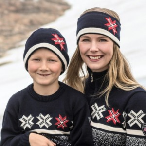 OLYMPIC PASSION HEADBAND - DALE OF NORWAY - BONNETS