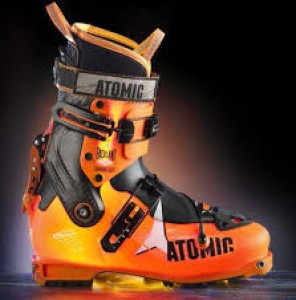 BACKLAND CARBON LIGHT - ATOMIC - CHAUSSURES
