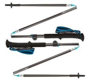 DISTANCE CARBON FL Z - BLACK DIAMOND - BATONS DE TRAIL