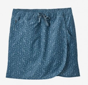 W'S FLEETWICH SKORT - PATAGONIA - Robes & Tuniques