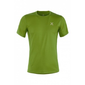 OUTDOOR WORLD T-SHIRT - MONTURA - POLOS-TEE SHIRTS