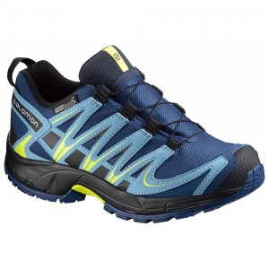 XA PRO 3D CS WP JUNIOR - SALOMON - CHAUSSURES