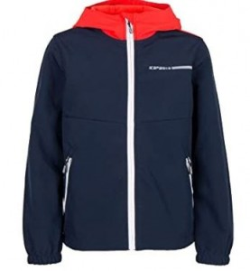 TASMAN JR - ICE PEAK 1 - VESTE