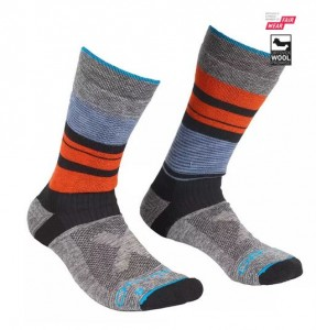 ALL MOUNTAIN MID SOCKS WARM M - ORTOVOX - chaussettes