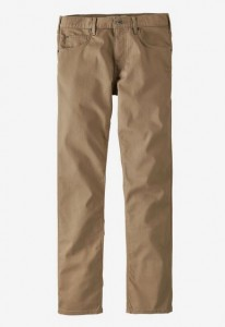 M'S PERFORMANCE TWILL JEANS - PATAGONIA - Pantalons