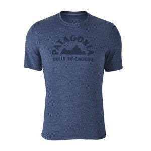 M'S CAPILENE DAILY GRAPHIC - PATAGONIA - T-SHIRT