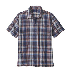 M'S PUCKERWARE SHIRT - PATAGONIA - CHEMISES