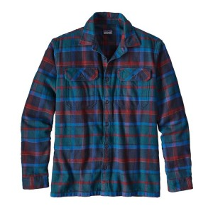 M'S FJORD FLANNEL SHIRT - PATAGONIA - CHEMISES
