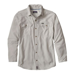 M'S LONG SLEEVED SOL PATROL - PATAGONIA - CHEMISES