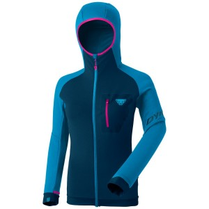 RADICAL POLARTEC HOODED JKT W - DYNAFIT - POLAIRES