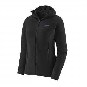 W'S R2 TECHFACE HOODY - PATAGONIA - Polaires