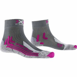 TREK OUTDOOR LOW CUT LA - X SOCKS - CHAUSSETTES