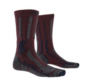 TREK X MERINO LIGHT - X SOCKS - Chaussettes
