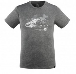 MOUNT STRETCH TS SS M - MILLET - Polos & t-shirt