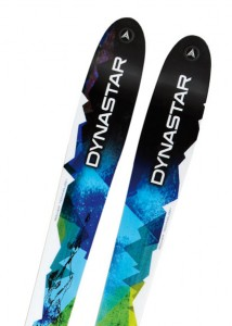 CHAM HIGH MOUNTAIN 97 - DYNASTAR - SKIS