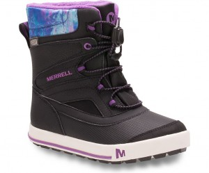 SNOW BANK 2.0 WPF GIRL - MERRELL FOOTWEAR - BOTTES DE NEIGE