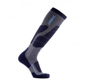 SKI MERINO REFLECTOR MEN - THERM-IC - chaussettes