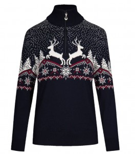DALE CHRISTMAS WOMENS - DALE OF NORWAY - Sweat / Pull / Gilets