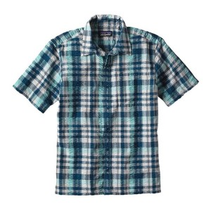 M'S PUCKERWARE SHIRT SLIM FIT - PATAGONIA - POLOS-TEE SHIRTS