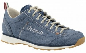 CINQUATAQUATTRO LH CANVAS WOMEN - DOLOMITE - CHAUSSURES