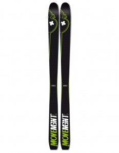 ALP TRACKS 84 LTD - MOVEMENT - SKIS