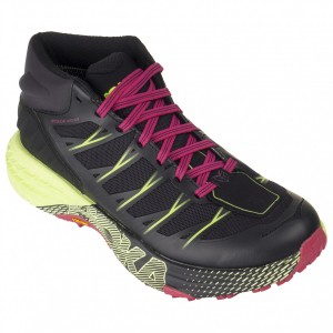SPEEDGOAT MID WP LADY - HOKA ONE - FEMME TRAIL