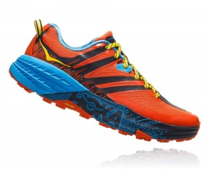 SPEEDGOAT 3 - HOKA ONE - HOMME TRAIL