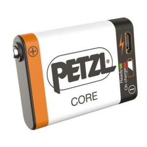 ACCU CORE - PETZL - LAMPES FRONTALES