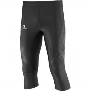 INTENSITY 3/4 TIGHT M - SALOMON - Pantalons