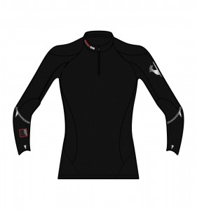 W INFINI COMPRESSION RACE TOP - ROSSIGNOL - POLAIRES