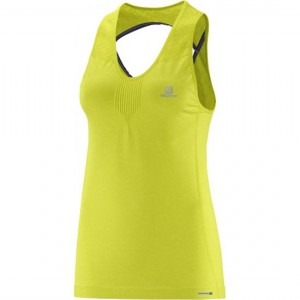 ELEVATE SEAMLESS TANK W - SALOMON - HAUTS