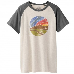 SUNSET RAGLAN - PRANA - T-SHIRT