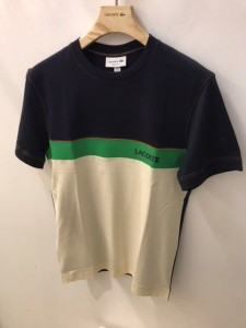 TH0166 - LACOSTE - T-SHIRT