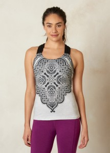 PHOEBE TOP - PRANA - T-SHIRT