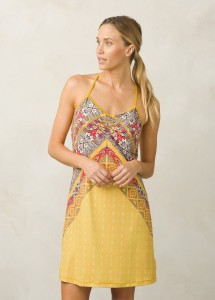 ELIXIR DRESS - PRANA - JUPES / ROBES